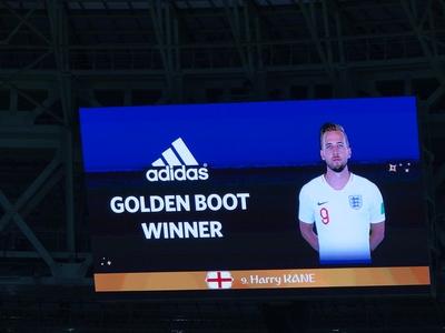 Harry Kane Golden Boot